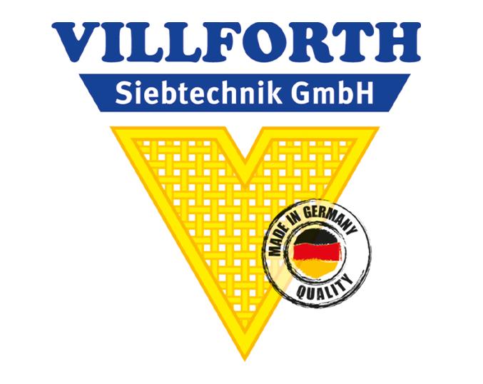 Villforth Siebtechnik GmbH, Reutlingen