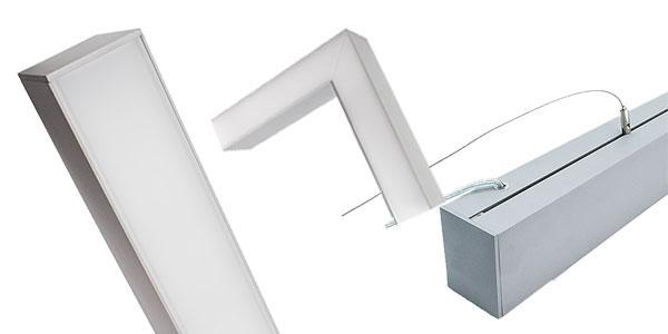 instaLINE swing lighting system